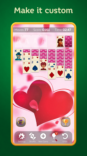 Solitaire Play - Classic Free Klondike Collection  screenshots 3