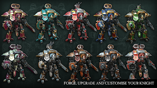 Warhammer 40000 Freeblade MOD APK 5