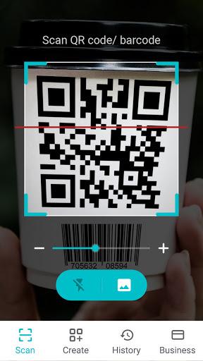 Download FREE QR Scanner - QR Code Reader, Barcode Scanner mod apk