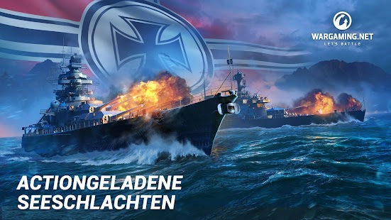 World of Warships Blitz: Kriegsschiff Action MMO Screenshot