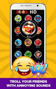 Free 100′ s of Buttons  Prank Sound Effects for Jokes 3