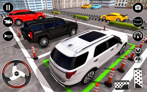 In Car Parking Games u2013 Prado New Driving Game  Screenshots 4
