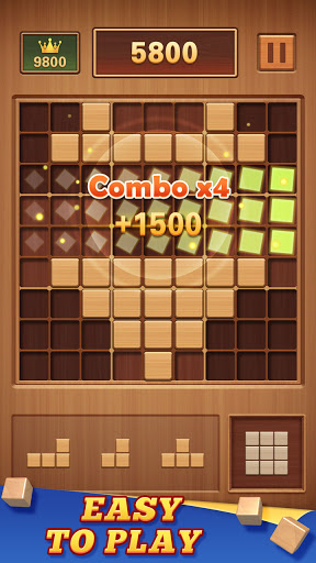 Wood Block 99 - Wooden Sudoku Puzzle modavailable screenshots 6