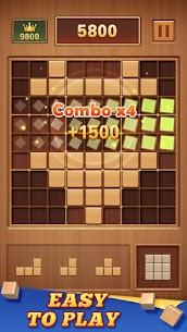 Wood Block 99 – Wooden Sudoku Puzzle 6