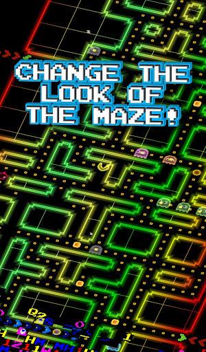 PAC-MAN 256 - Endless Maze  screenshots 2
