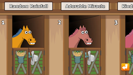 Hooves of Fire Horse Racing Game: Stable Manager 4.12 screenshots 1