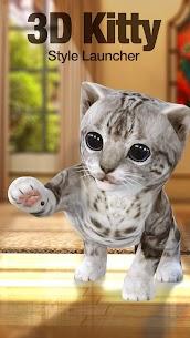 3D Cute Kitty Cat Live Wallpaper & Launcher 16.6.0.709_53000 Download Mod Apk 1