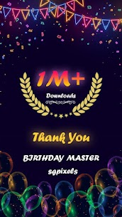 Birthday MV Master Video Status Maker 13.0 Android APK Mod Newest 1