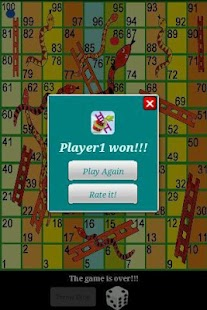 Snakes & Ladders Screenshot