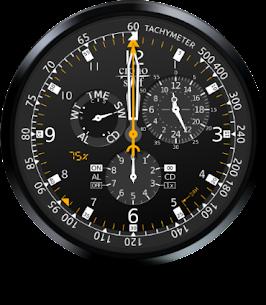 Cronosurf Wave watch 17