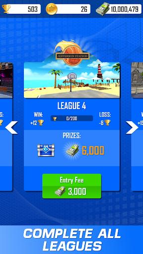Basketball Clash: Slam Dunk Battle 2K'20 screenshots 9