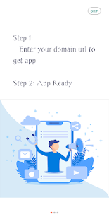 Web2Apk - Web to App
