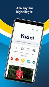 Yaani : Türkiye'nin İnternet Tarayıcısı 1