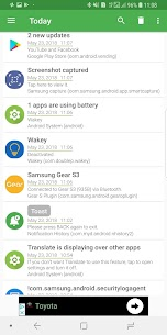 Notification History | 🔔 Recover deleted messages 2.9.5 APK Mod Updated 1