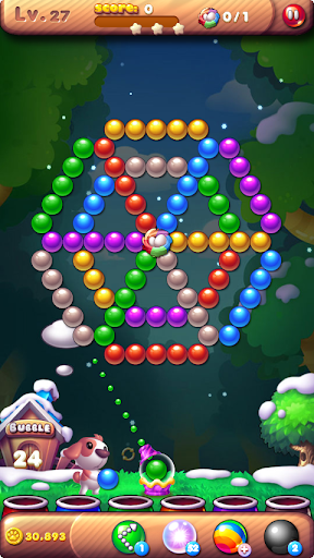 Bubble Bird Rescue 2 - Shoot! 3.1.9 screenshots 6