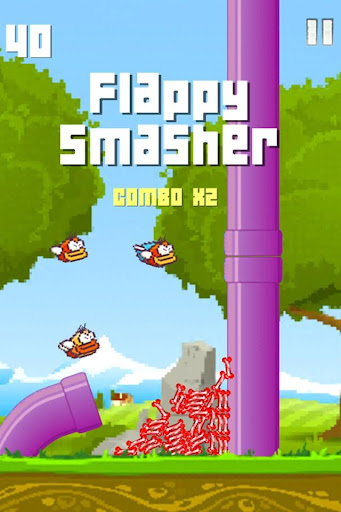 flgamey smasher - free bird game screenshot 3