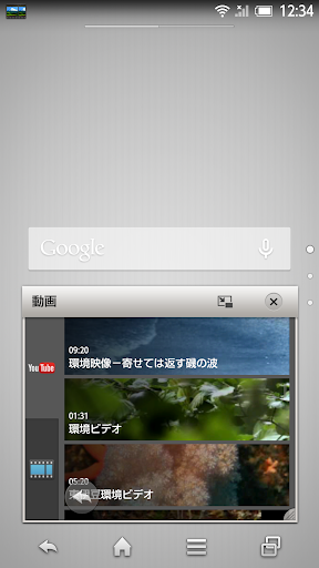 ミニ動画  screenshots 2