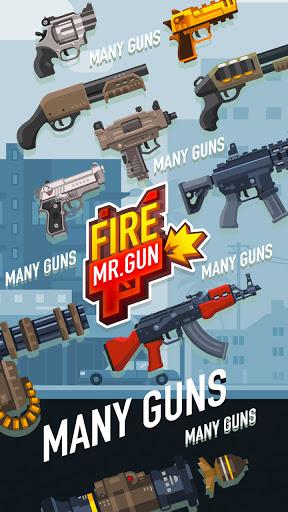 Fire! Mr.Gun 1.0.8 screenshots 5