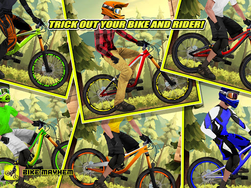 Bike Mayhem Free 1.6.2 Screenshots 14