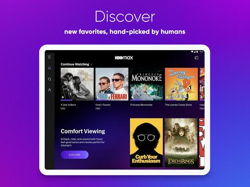 HBO Max: Stream HBO, TV, Movies & More 50.3.0.369 Screenshots 15