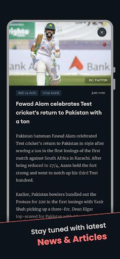 Cricket Exchange - Live Score & Analysis apktram screenshots 8
