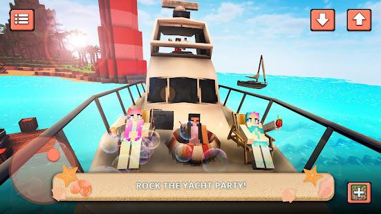 Beach Party Craft: Summer High School Adventure