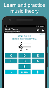 MyMusicTheory  music theory App Download For Pc (Windows/mac Os) 1