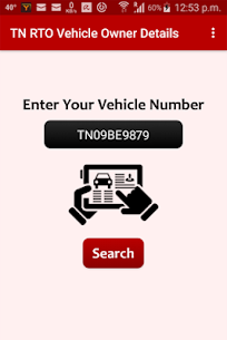 TN RTO Vehicle Owner For Pc, Windows 10/8/7 And Mac – Free Download (2021) 1