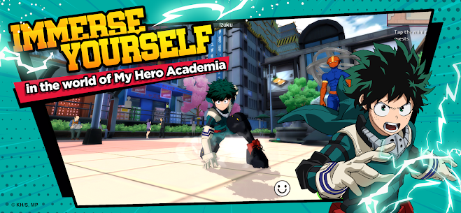 My Hero Academia: The Strongest Hero (MOD, Unlimited Money) For Android 2