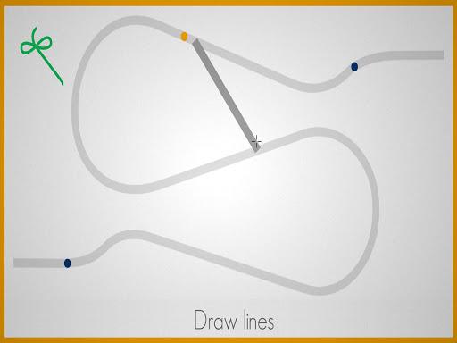 Lines - Physics Drawing Puzzle screenshots 24