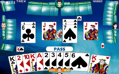Golden Card Games (Tarneeb For Pc – Run on Your Windows Computer and Mac. 2