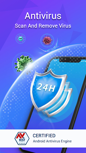 Fancy Cleaner 2021 - Antivirus, Booster, Cleaner 5.1.5 Screenshots 3