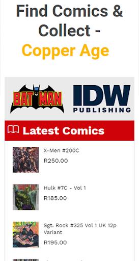 Collect Comics  screenshots 2