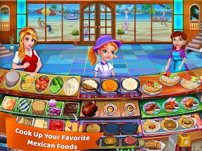 Cooking Warrior: Cooking Food Chef Fever 5