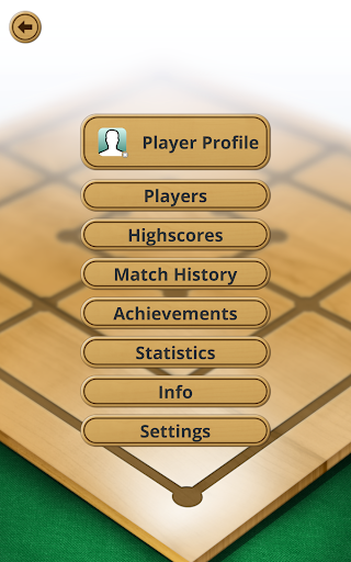 Nine men's Morris - Mills - Free online board game 2.8.12 Screenshots 10