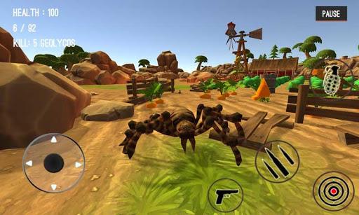Spider Hunter Amazing City 3D  screenshots 4