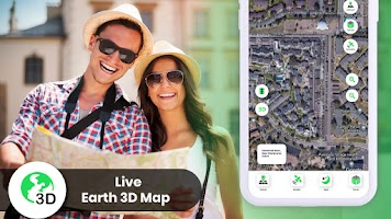 Live Earth Map 3d : Satellite View - World Maps