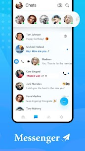 New Messenger – Text & Video Chat For Free 2