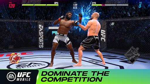 EA SPORTSu2122 UFCu00ae Mobile 2 1.5.04 screenshots 3