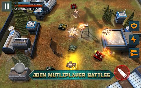 Tank Battle Heroes: World of Shooting 1.17.6+7 Apk + Mod 3