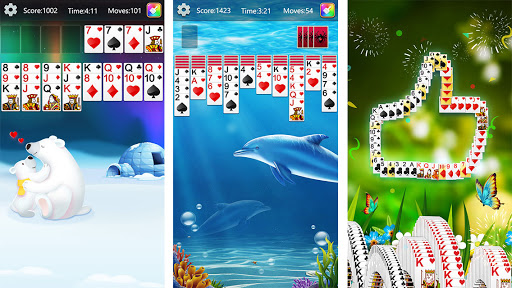 Solitaire Collection Fun  screenshots 10