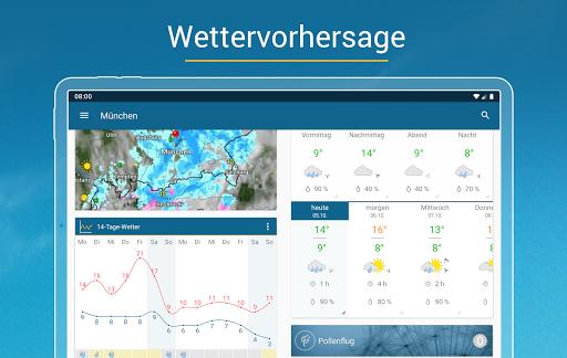 RegenRadar - Vorhersagen & live Wetterradar  screenshots 17