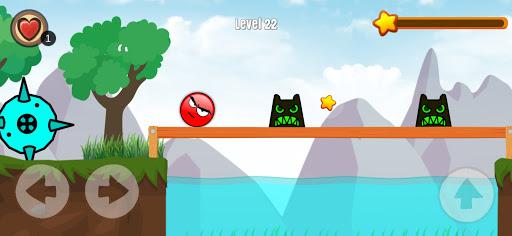 Code Triche Red Ball Adventure 1 (Astuce) APK MOD screenshots 2