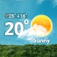 Weather Forecast - Accurate Local Weather & Alerts per PC Windows