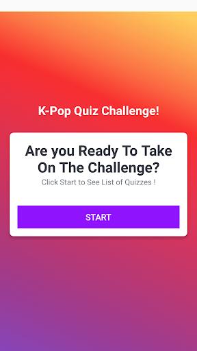 kpop trivia challenge screenshot 1