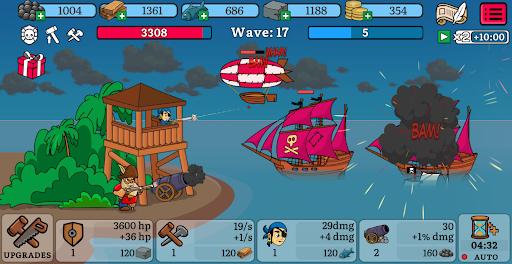Code Triche Idle Piracy Tycoon (Astuce) APK MOD screenshots 2