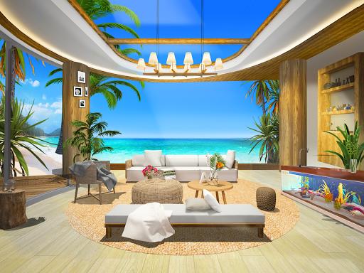 Home Design : Paradise Life  Screenshots 9
