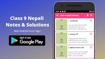 Class 9 Nepali Guide Book