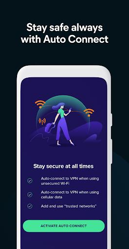 VPN SecureLine by Avast - Security & Privacy Proxy  screenshots 3
