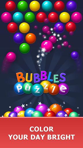 Bubble Puzzle: Hit the Bubble Free 7.2.8 screenshots 8